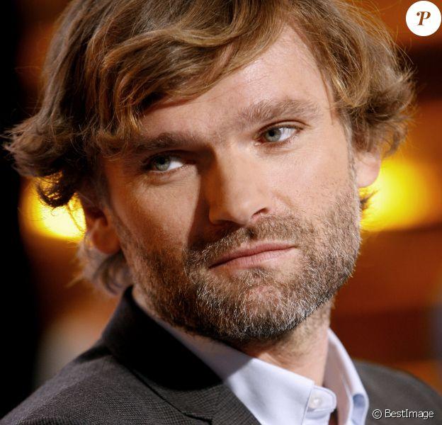 Olivier Adam - portrait - Paris le 15 septembre 2014