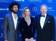 """Boris Becker : Traité de """"petit demi-nègre"""", son fils Noah porte plainte"""