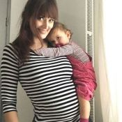 Kelly Bochenko enceinte de son deuxième enfant : L'ex-Miss dévoile son baby bump