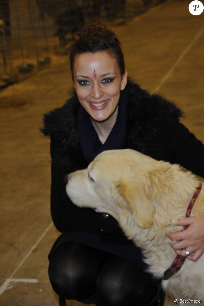 Kelly bochenko noel de la fondation assistance aux animaux a paris au parc des expositions - Porte de versailles animaux ...