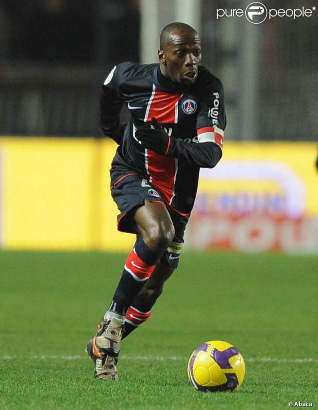 Claude Makelele... le plus gros salaire du Paris-Saint-Germain !