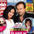 """""""Magazine Télé Star en kiosques le lundi 8 janvier 2018."""""""