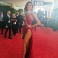 Blanca Blanco lors des Golden Globes 2018