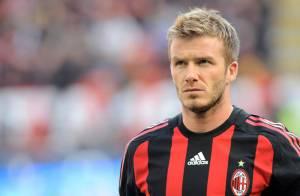 David Beckham reste à Milan mais... achète américain !