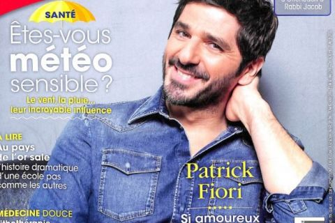 "Patrick Fiori, sa femme Ariane : ""Elle a bousculé ma vie"""