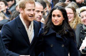 Prince Harry et Meghan Markle : Premiers détails sur leur mariage conte de fées
