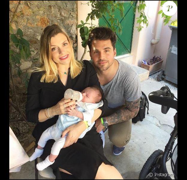 Alexia Mori, ex-candidate de Secret Story 7, a donné naissance à une petite fille prénommée Louise le 17 mai 2017.