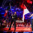 Soirée d'ouverture du 42ème Festival International du Cirque de Monte-Carlo le 16 janvier 2018. © Olivier Huitel/Pool/Bestimage