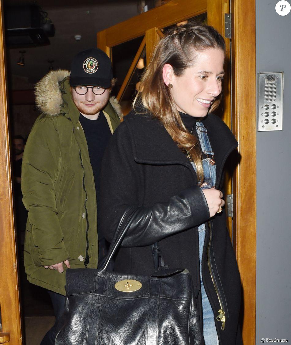 Le chanteur a demandé la main de sa Cherry — Ed Sheeran fiancé