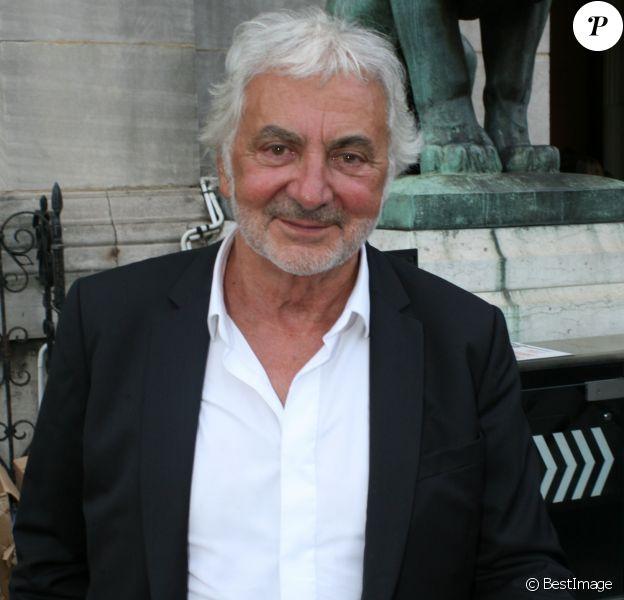 Franck Provost - 4ème édition de la nuit de la coiffure à la Mairie de Paris le 15 juin 2017.