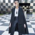 """Winnie Harlow - Photocall du défilé de mode """"Christian Dior"""", collection Haute-Couture printemps-été 2018, à Paris. Le 22 janvier 2018 © Olivier Borde / Bestimage"""