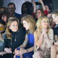 Natalia Vodianova, Kylie Minogue et Arizona Muse - People au défilé de mode Haute-Couture printemps-été 2018 «Ralph & Russo» à Paris Le 22 janvier 2018 © CVS - Veeren / Bestimage