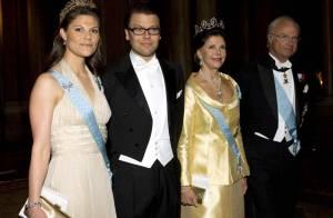Victoria de Suède et son fiancé : soirée officielle avec le roi et la reine !