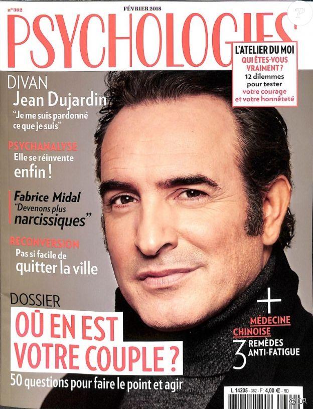 Le magazine Psychologies du mois de février 2018