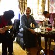 Exclusif - Jean Dujardin - Les Rendez-vous UniFrance lors du Festival cinématographique MyFrenchFilmFestival au Grand Hôtel à Paris le 22 janvier 2018. © Giancarlo Gorassini/Bestimage