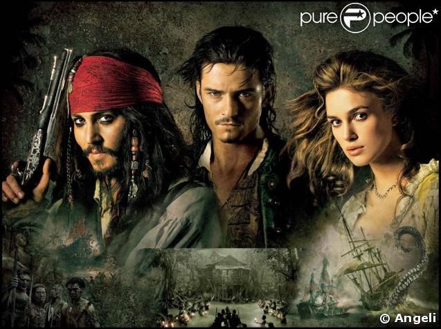 Keira Knightley en a fini avec les histoires de pirates...