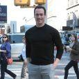 Chris Klein à New York le 4 avril 2012.