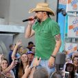 Jason Aldean performs on the NBC Today Show at Rockefeller Center in New York City on August 25, 2017. Photo by Dennis Van Tine/ABACAPRESS.COM25/08/2017 - New York City
