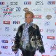 Pierrette Brès - Célébrités à la 97ème édition du Grand Prix d'Amérique à l'hippodrome de Vincennes à Paris, France, le 28 janvier 2018. © Giancarlo Gorassini/Bestimage