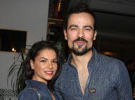 Damien Sargue et sa femme Émilie : Couple complice pour l'inauguration du Shelby