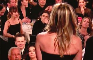Jennifer Aniston face à Angelina Jolie : Dakota Johnson dément la rumeur