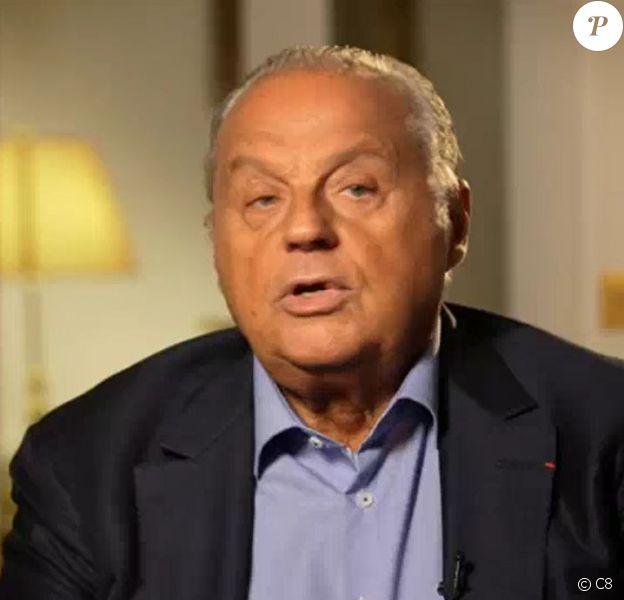 """Gérard Louvin se confie sur l'affaire d'Intervilles, """"La Folle Histoire des scandales TV"""", 3 novembre 2017, C8"""