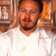 """Mathew Hegarty - """"Top Chef 2018"""" sur M6. Le 7 février 2018."""