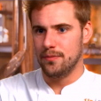 """Jeremy Vandernoot - """"Top Chef 2018"""" sur M6. Le 7 février 2018."""