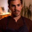 """Victor Mercier - """"Top Chef 2018"""" sur M6. Le 7 février 2018."""