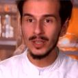 """Clément Vergeat - """"Top Chef 2018"""" sur M6. Le 7 février 2018."""