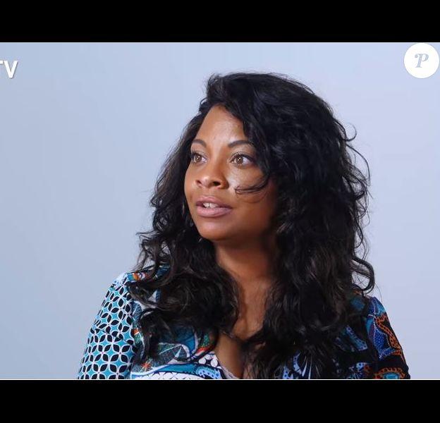 Ayanna Jackson parle à VLadTV. Janvier 2018