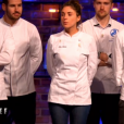 """Epreuve de la dernière chance à la suite de laquelle Thibaud a été éliminé - """"Top Chef 2018"""" sur M6. Le 31 janvier 2018."""