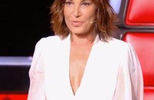 Zazie (The Voice 7) : Le prix de sa robe élégante aux auditions dévoilé !