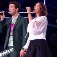 """Zazie fait le buzz avec sa robe aux auditions à l'aveugle - """"The Voice 7"""", TF1 le 27 janvier 2018"""
