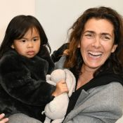Mademoiselle Agnès : Son adorable fille Swan fait sa première Fashion Week