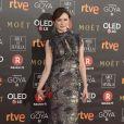Emily Mortimer - Arrivées à la 32 ème cérémonie des Goya Awards 2018 à Madrid le 3 Février 2018