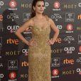 Monica Cruz - Arrivées à la 32e cérémonie des Goya Awards 2018 à Madrid le 3 Février 2018