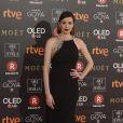 Dafne Fernandez - Arrivées à la 32 ème cérémonie des Goya Awards 2018 à Madrid le 3 Février 2018