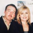 Kim Cattrall a posté cette photo d'elle et de son frère Chris, retrouvé mort le 4 février 2018