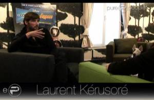 INTERVIEW EXCLUSIVE : Laurent Kérusoré nous parle de... sa nouvelle passion et de Plus Belle La Vie !