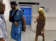 """Pamela Anderson heureuse avec Adil Rami: """"Il se soucie énormément de moi"""""""