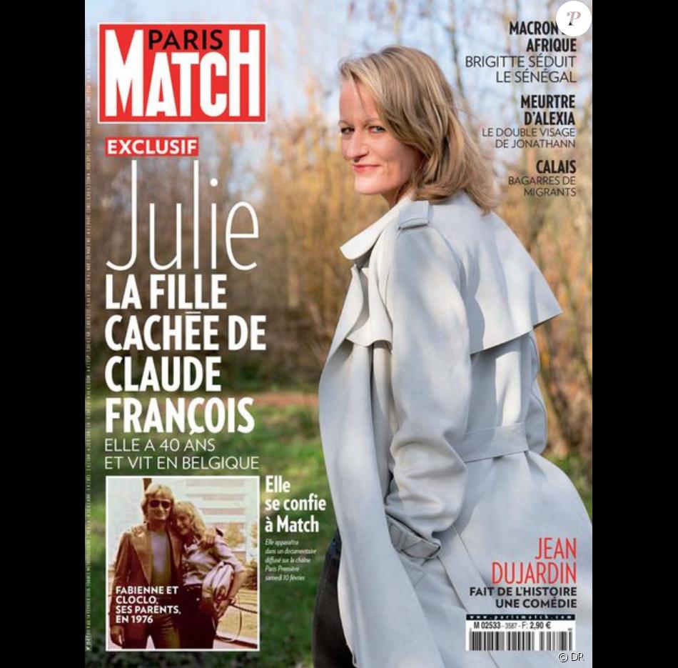 Il aurait eu une fille avec une jeune ado, Fabienne — Claude François