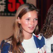 """Kate Moss à ses débuts : """"J'avais 14 ans et venais de perdre ma virginité"""""""