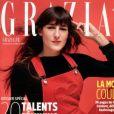 Juliette Armanet en couverture de Grazia, 2 février 2018.