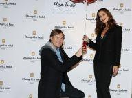 Élisa Tovati, complice avec son mari pour la Saint-Valentin, fait son retour !