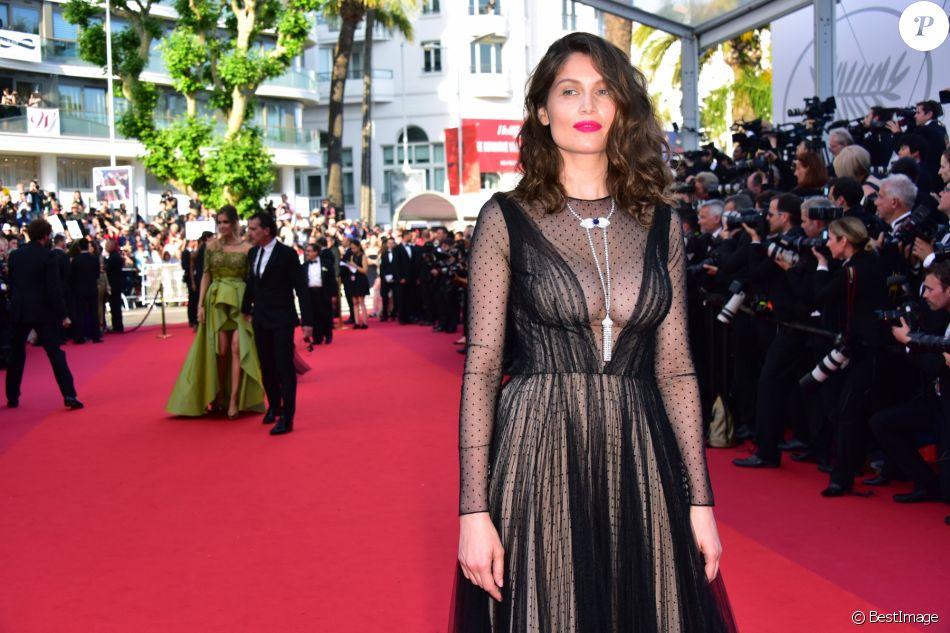 Laetitia Casta au 70e Festival de Cannes, le 23 mai 2017. © Giancarlo Gorassini/Bestimage