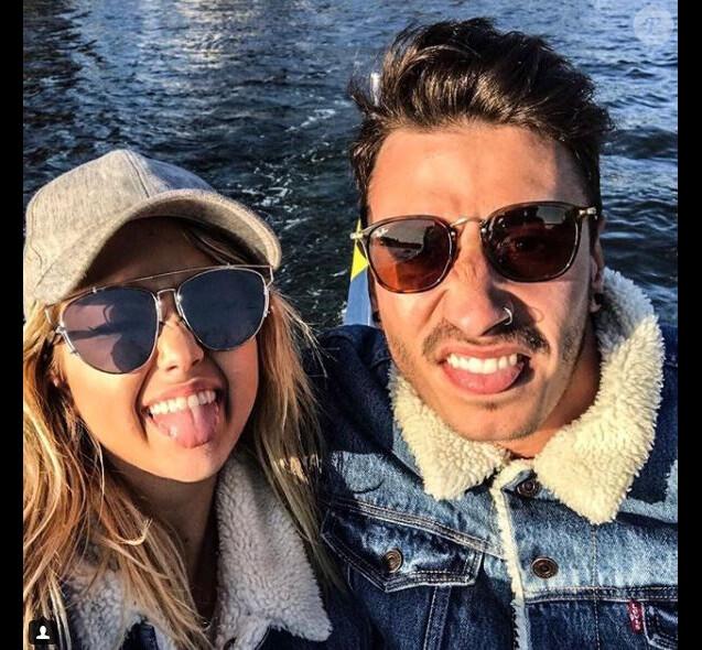 EnjoyPhoenix et son amoureux Florian Allister se dévoilent complices sur Instagram.