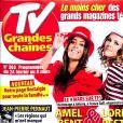 """Magazine """"TV Grandes Chaînes"""" en kiosques le 19 février 2018."""