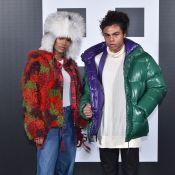 Tina Kunakey et son petit frère : Duo craquant à la Fashion Week de Milan