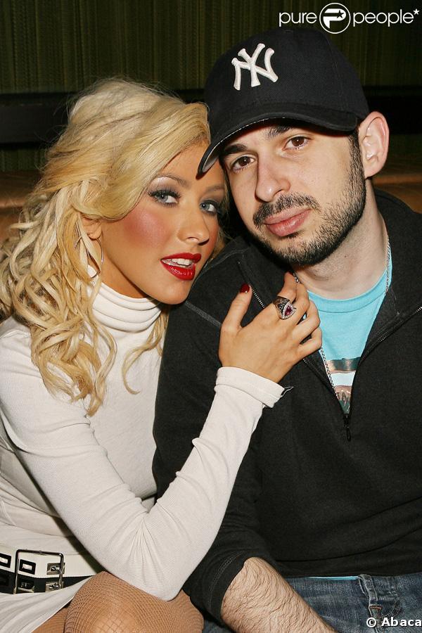 Pour la naissance de Max LIron, Christina Aguilera a pensé à ses fans